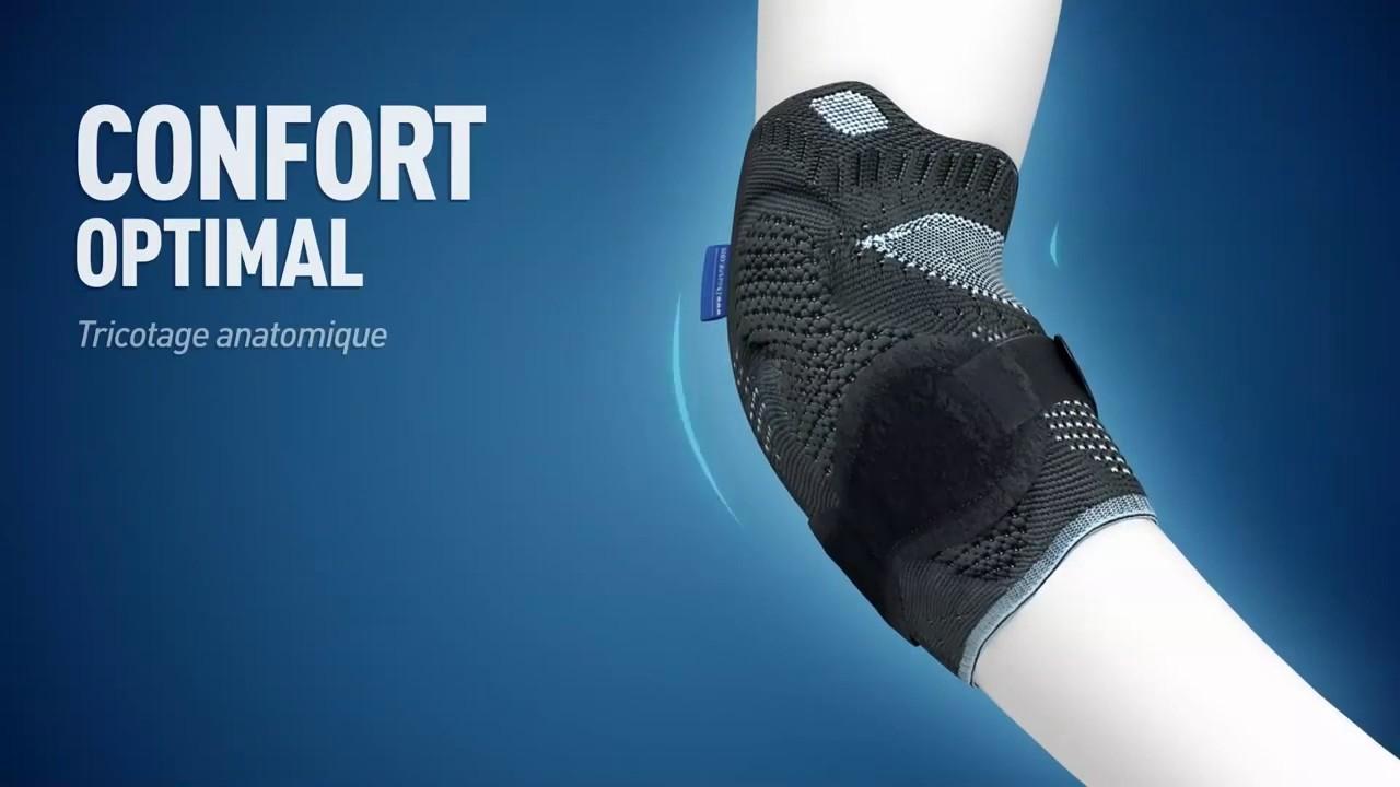 Бандаж для лечения эпикондилита локтевого сустава silistab epi 2305 02. 1 320 грн. Купить. Фото бандаж при эпикондилите.