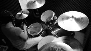 Silversun Pickups - Waste It On (drum Cam)