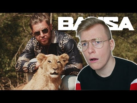 😨 Das ist anders: BAUSA - VAGABUND (Official Music Video) Reaction/Reaktion