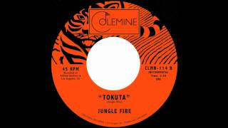 fela kuti jungle fire tokuta afro funk