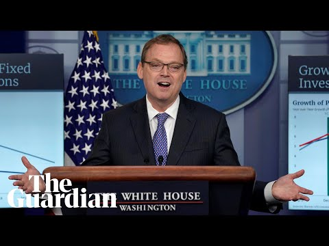Top economic advisor says Trump's tweet about economy was wrong Mp3
