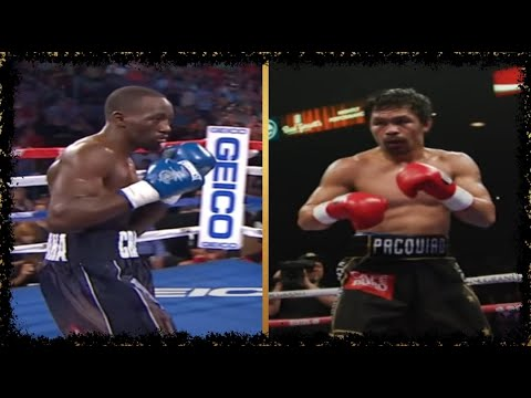 Terrence Crawford Manny Pacquiao in DUBAI 2021