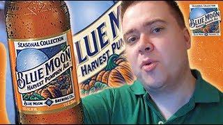 Blue Moon Harvest Pumpkin Ale Beer Review