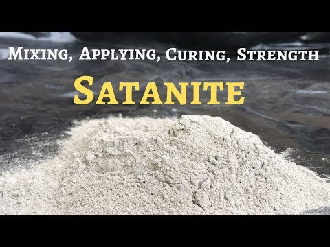 Satanite Refractory Mortar│Ceramic Fiber Coating│Forge Making│Foundry Furnace Making