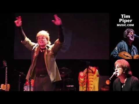 Tim Piper as JOHN LENNON - JOHN LENNON + YOKO ONO - keynote