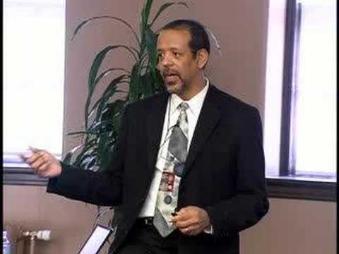 Achievement Gap: Dr. Ronald F. Ferguson