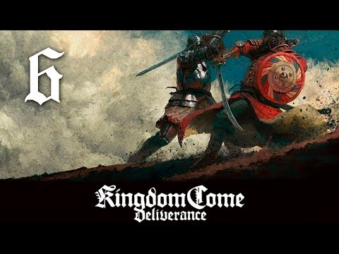 """Kingdom Come: Deliverance (XboxOneX)   En Español   Capítulo 6 """"La ley de la espada"""""""