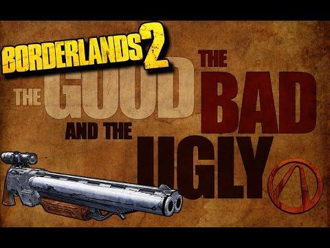 TGtBatU: Borderlands 2 Red Text Guns: Jakobs Shotguns