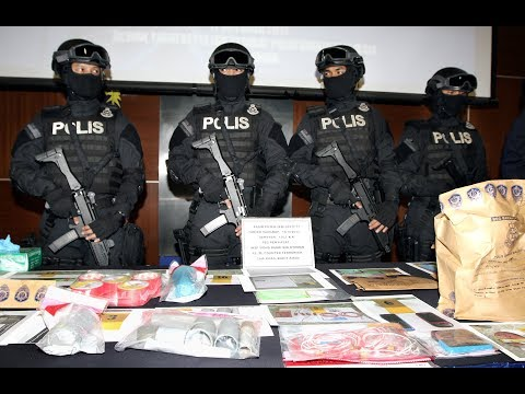 Police foil terror plot on beer festival and entertainment outlets
