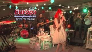 Elena Gheorghe - Disco Romancing | LIVE in Garajul Europa FM