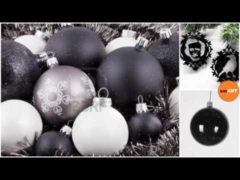 Black Christmas Ornaments Popular Black Christmas Ball Ornaments