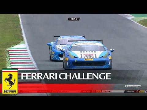 Ferrari Challenge 2017 - Trofeo Pirelli 458 Challenge - World Final Race at Mugello
