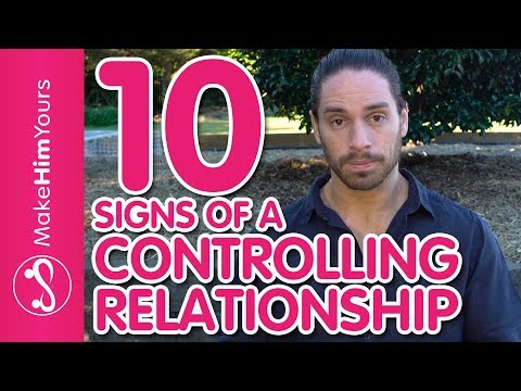 signs you're dating a control freak