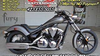 2016 Fury 1300 SALE @ Honda of Chattanooga! Discount Cruiser / Motorcycle Prices TN.GA.AL area