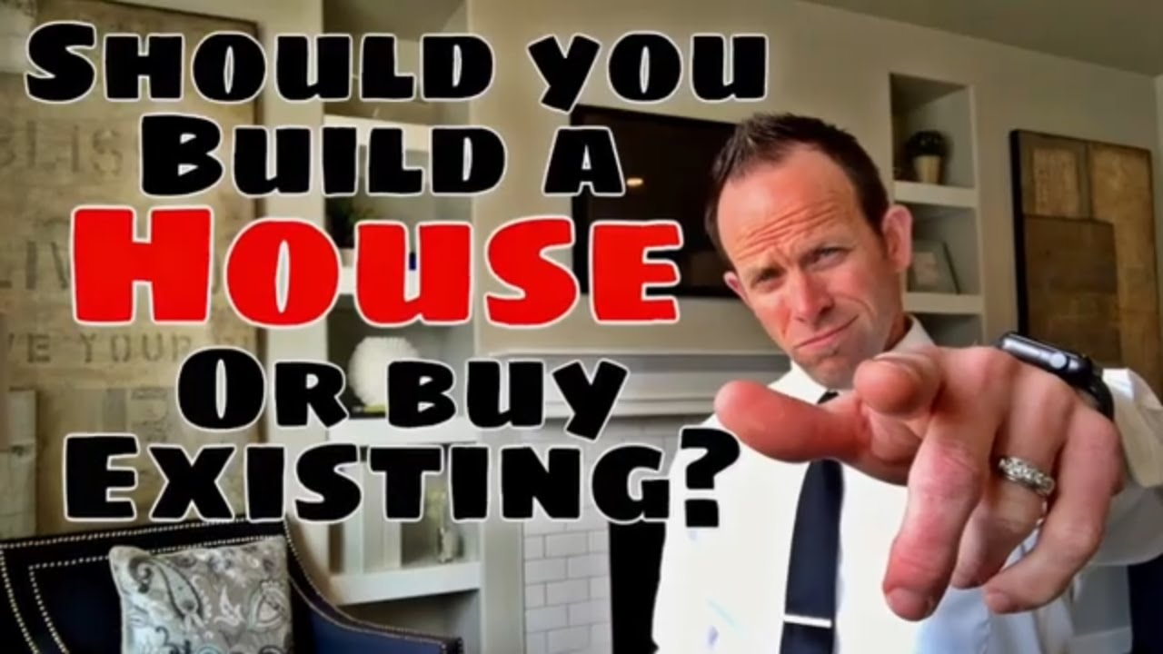 Building Vs Buying A House Is It Cheaper To Buy Or Build A House Cost Of Building Vs Buying A Home Youtube