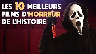 Les 10 meilleurs films d'horreur de l'histoire