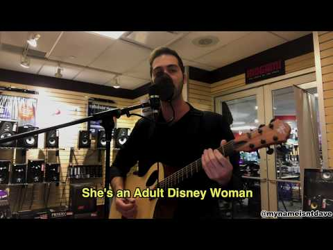Aaron - A Song About The Adult Disney Woman