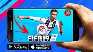 FiFA 19 for android & iOS