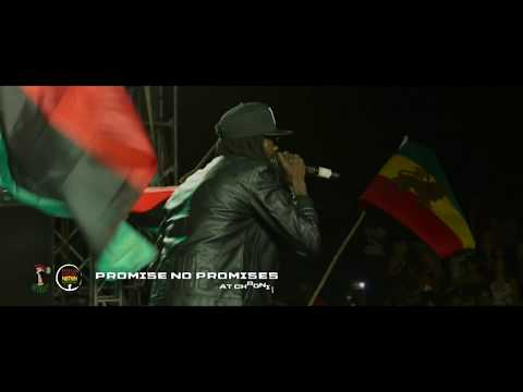 Promise NO Promises  at Chronixx Live In Antigua Concert
