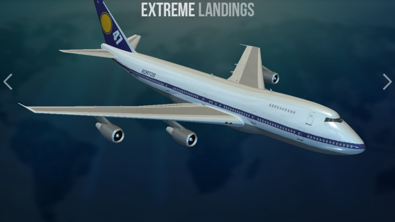 Extreme Landings Pro | Flight Simulator Walkthrough | Boeing 747 ...