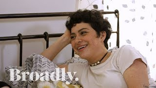 In Bed with Alia Shawkat: Broadly Meets