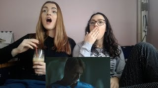Altered Carbon 1x01 Reaction