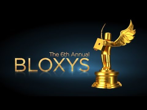 The 6th Annual Bloxy Awards