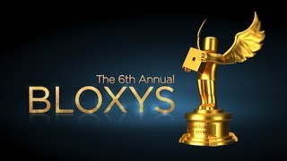 The 6th Annual Bloxy Awards thumbnail