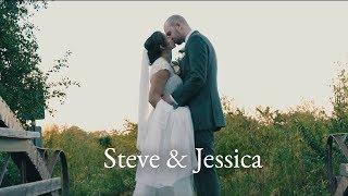 Steve & Jessica: Cinematic Wedding Video