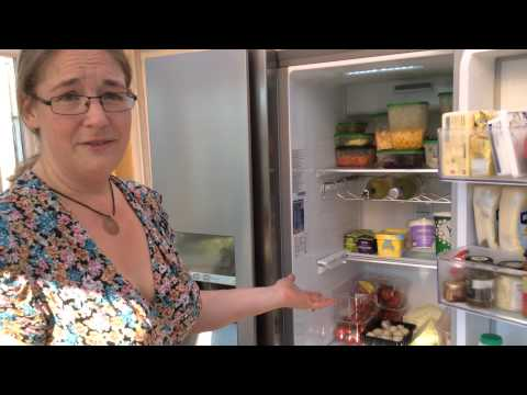 Samsung Food Showcase American Style Fridge Freezer