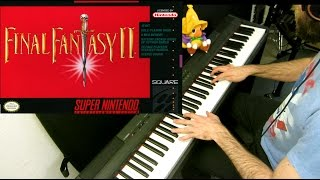 Final Fantasy IV - Within the Giant (Piano Remix)