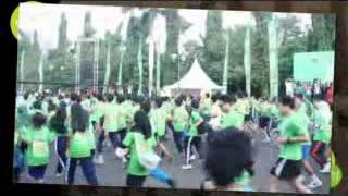 FlashMob Jakarta bersih with CIF