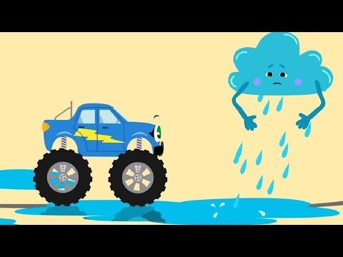Видео мультфильм бибика