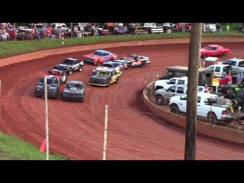 Winder Barrow Speedway Street Stock Feature Race 5/13/17