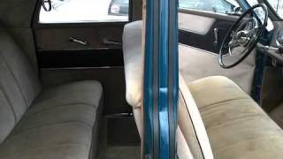 Studebaker Commander 1949 After Restoration Part Two