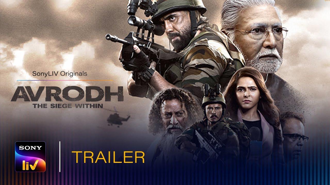 Avrodh The Siege Within (2020) S01 Ep (01-09) [Tamil + Telugu] HD TV Serial