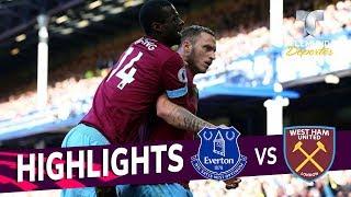 Everton vs. West Ham: 1-3 Goals & Highlights | Premier League | Telemundo Deportes