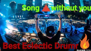 Without You full song - Avicii (AFISHAL Remix) best electric drumr #BIDYUTVIDYUT