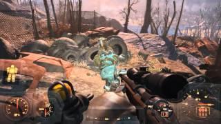 Fallout 4 прохождение 40 мега-схрон ядерных блоков и создание долбанной Джезебел
