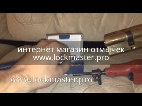 Взлом бампингом --   Обзор Электронный Бампинг Пистолет. Как это работает?