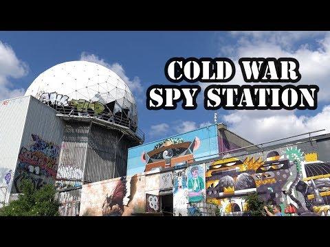 Inside an Abandoned NSA Spy Station in Berlin
