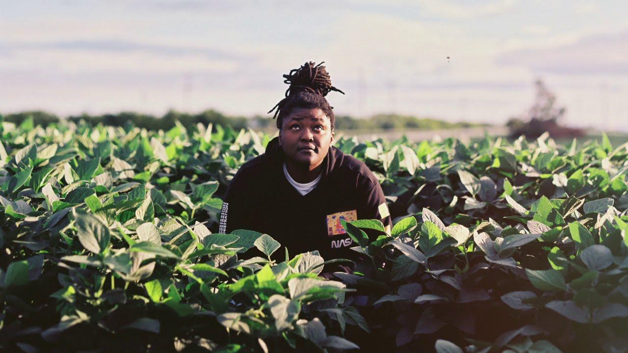 Joy Oladokun - look up (Lyric Video)