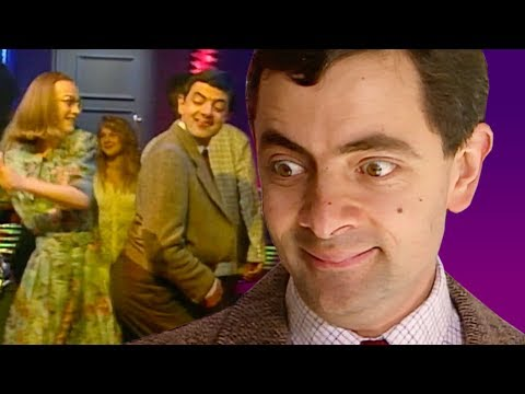 Strictly BEAN 🕺(Try Not To Laugh!) | Funny Clips | Mr Bean Comedy