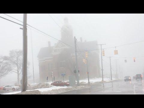Fog delays Lenawee schools