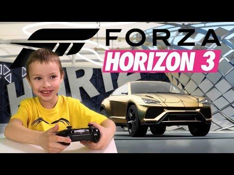 Forza Horizon 3 - Drifty, wyścigi i inne wyzwania! #2 (Xbox One)
