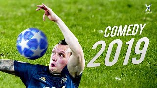 Comedy Football & Funniest Moments 2019