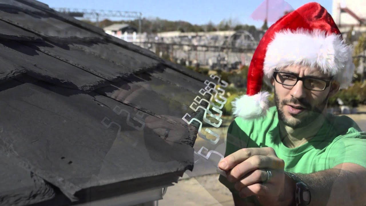 How to hang christmas lights - How To Hang Christmas Lights Tutorial