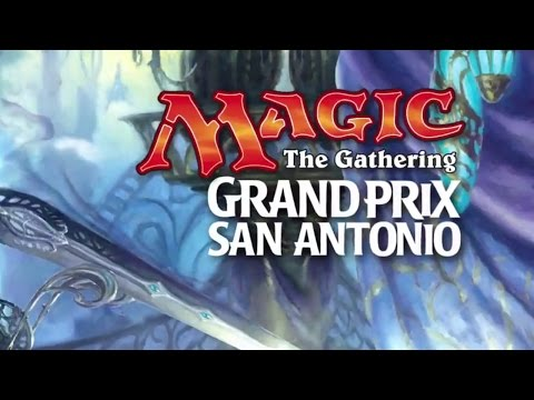 Grand Prix San Antonio 2017 Semifinals