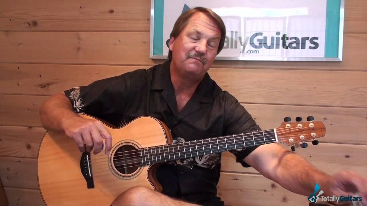 Nature S Way Spirit Guitar Lesson