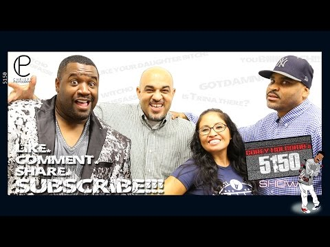 5-3-16 The Corey Holcomb 5150 Show - The Circle of Trife